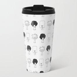 Happy Trees Travel Mug