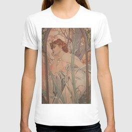 Alfonse Mucha HF2 T-shirt