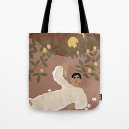 Greek Life Tote Bag