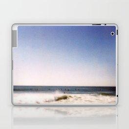 New York Summer at the Beach #2 Laptop & iPad Skin