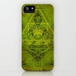 Monkey King (Stoned Ape) iPhone Case