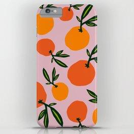 Clémentine iPhone Case