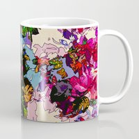 valentina Mugs featuring Valentina by Glanoramay