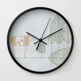 Hilos Wall Clock