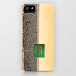 Welcome to Sunnydale iPhone Case