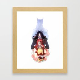 YYH Framed Art Print