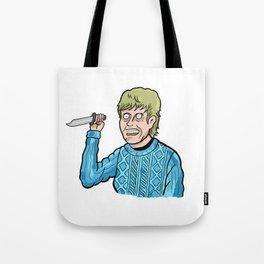 Pamela Voorhees Tote Bag