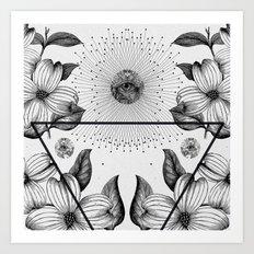 AELLA Art Print
