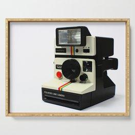 Instant Camera Serving Tray