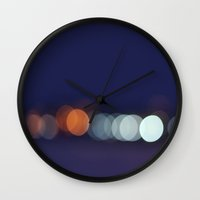 marijuana Wall Clocks featuring marijuana stop by creazer