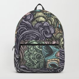 Bastet on the field Backpack