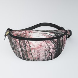 Pathway to Bliss Pink Fanny Pack