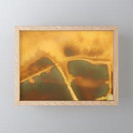 EMULSION 002 Framed Mini Art Print