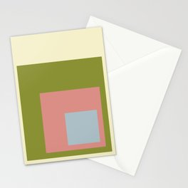 Color Ensemble No. 7 Stationery Cards