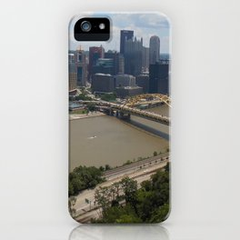 Pittsburgh iPhone Case