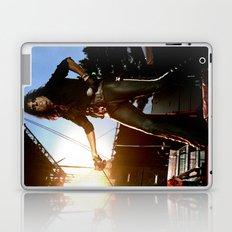 Alice Cooper Fence Stance Laptop & iPad Skin