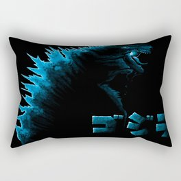 Radioactive Rectangular Pillow