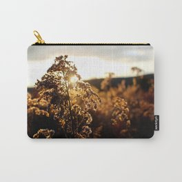 Finger Lakes Sunrise Carry-All Pouch
