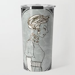 Belle de Jouy 1 Travel Mug
