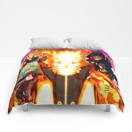 shinobi world war Comforters
