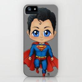 Last Son of Krypton  iPhone Case
