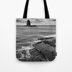 Black Nab Tote Bag