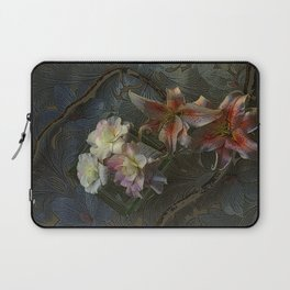 The Begonia Brocade Laptop Sleeve