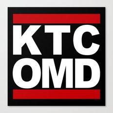 KTC OMD Canvas Print