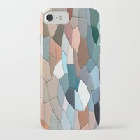 mosaic iPhone & iPod Cases featuring mosaic  by  Agostino Lo Coco