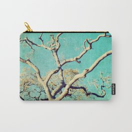 Bronze Tree Carry-All Pouch
