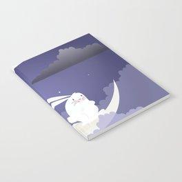 MOON BUNNY Notebook