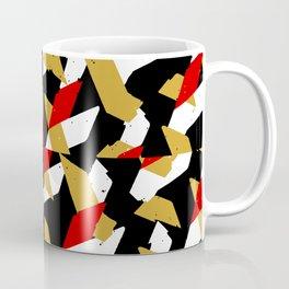Colorful Abstract Pattern Coffee Mug
