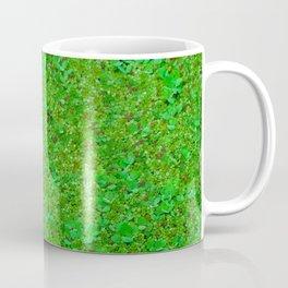 Closer Carpet on amazon river Coffee Mug