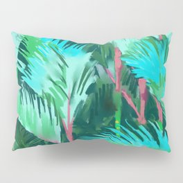 Palm Forest Pillow Sham