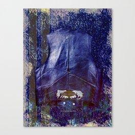 VEST - 017 Canvas Print