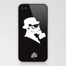 Storm Trooper Gas Mask  iPhone & iPod Skin