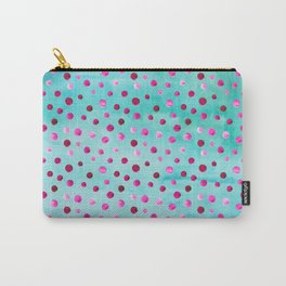 Polka Dot Pattern 05 Carry-All Pouch