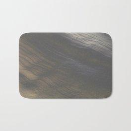 Snow Art - Gold Bath Mat