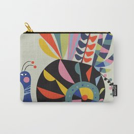 snail succulents Carry-All Pouch
