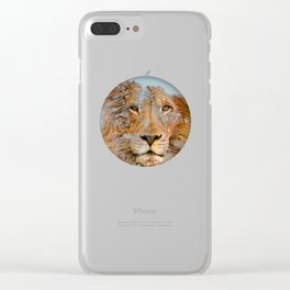 shrouded Clear iPhone Case