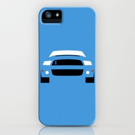 Ford Mustang Shelby GT500 ( 2013 ) iPhone Case