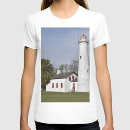 Sturgeon Point Lighthouse T-shirt