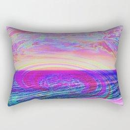 Have a nice trip! Rectangular Pillow