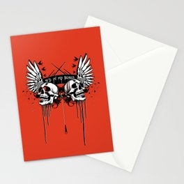 IT'S IN MY BONES Stationery Cards