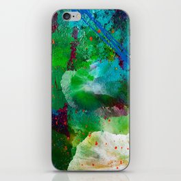 Explosions in Space iPhone Skin