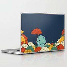 Umbrellaphant Laptop & iPad Skin