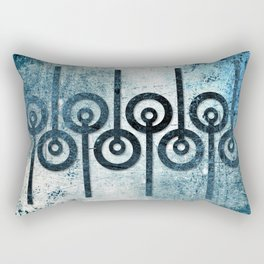 Order in Abstract I Rectangular Pillow
