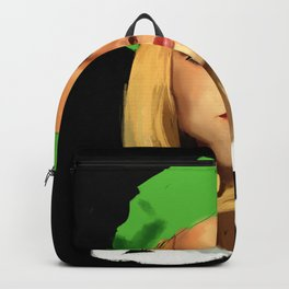 France Gall Backpack