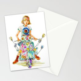We are the Mods! Stationery Cards