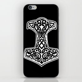 Warriors Of The North (Forest Soul Collection) iPhone Skin